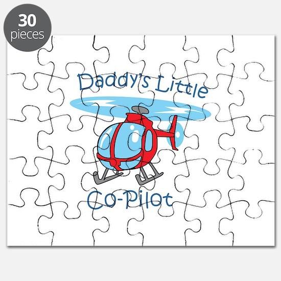 Daddys Co-Pilot Puzzle