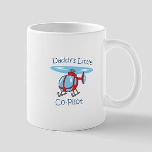 Daddys Co-Pilot Mugs