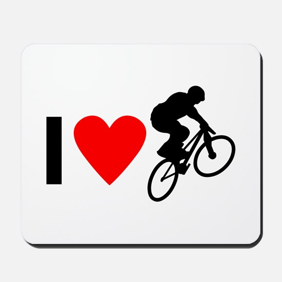 I love BMX Mousepad