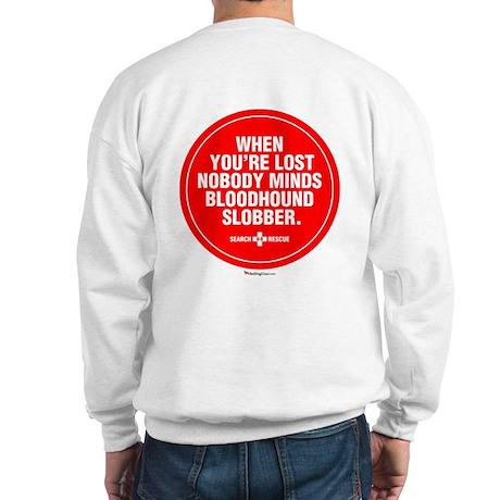 Bloodhound Slobber Sweatshirt