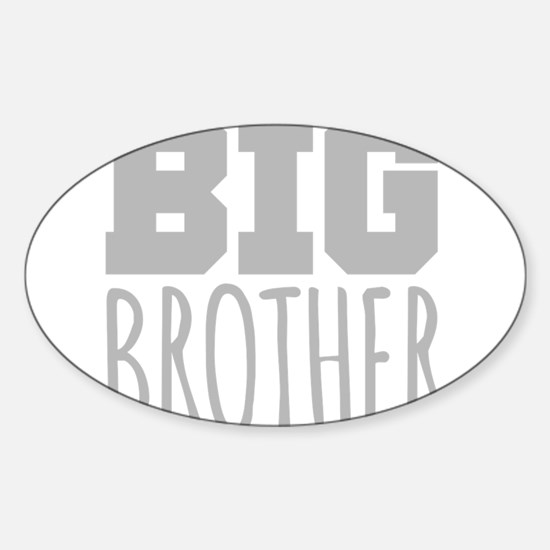 Big Brother Decal