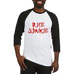 Rice Junkie Baseball Jersey