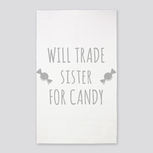 Will Trade Sister For Candy Area Rug