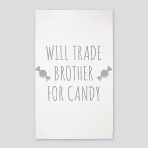 Will Trade Brother For Candy Area Rug