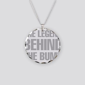The Legend Behind The Bump Necklace Circle Charm