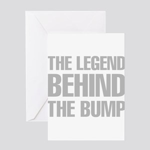 The Legend Behind The Bump Greeting Cards