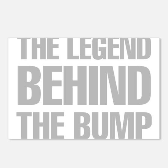 The Legend Behind The Bump Postcards (Package of 8