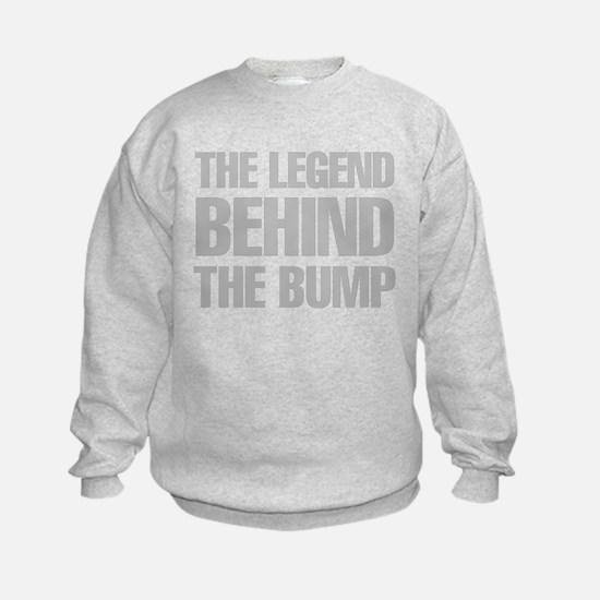 The Legend Behind The Bump Sweatshirt