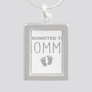 Promoted To Mommy Necklaces