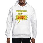 Mr. Hodgkin Hooded Sweatshirt