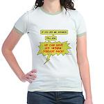 Mr. Hodgkin Jr. Ringer T-Shirt