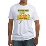 Mr. Hodgkin Fitted T-Shirt
