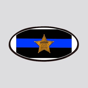 Sheriff Thin Blue Line Patch