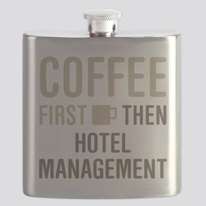 Coffee Then Hotel Management Flask