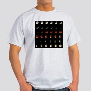 2015 Lunar Eclipse Light T-Shirt