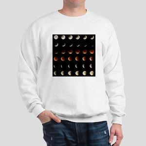 2015 Lunar Eclipse Sweatshirt