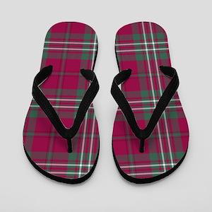 Tartan - Scott Flip Flops