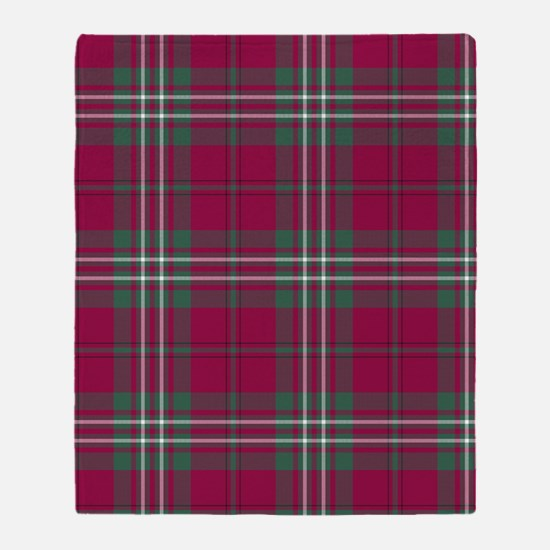 Tartan - Scott Throw Blanket