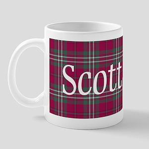Tartan - Scott Mug