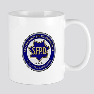 San Francisco Police Mugs