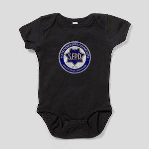 San Francisco Police Baby Bodysuit