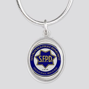 San Francisco Police Necklaces