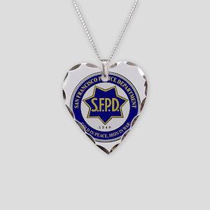 San Francisco Police Necklace