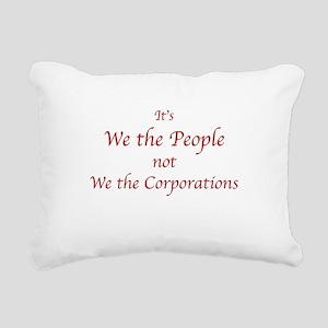 people_2 Rectangular Canvas Pillow
