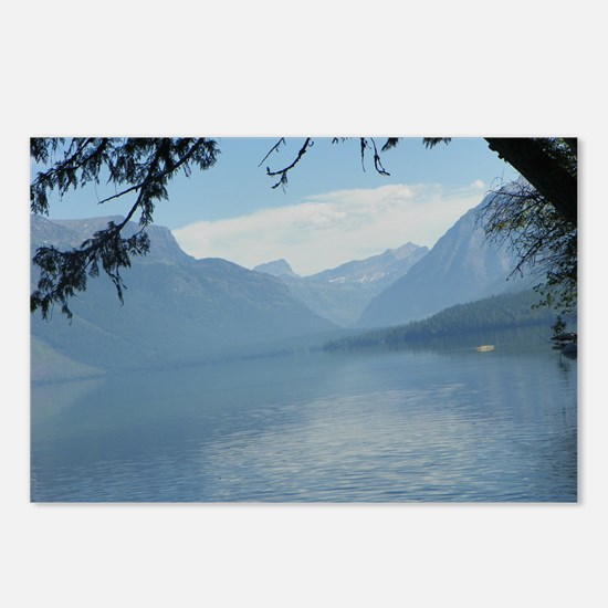 Lake Macdonald Postcards (Package of 8)