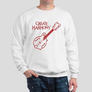 MANDOLIN HARMONY Sweatshirt