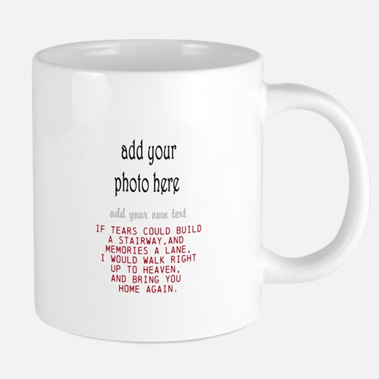 In memory of Personalize Mugs