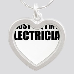 Trust Me, I'm An Electrician Necklaces