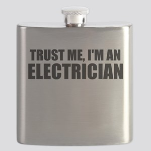 Trust Me, I'm An Electrician Flask