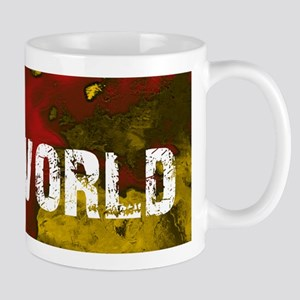 The World Is Yours Mugs