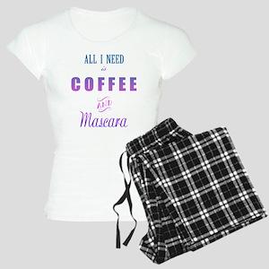 Coffee and Mascara Women's Light Pajamas