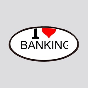 I Love Banking Patch