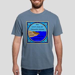 Tiktaalik Roseae Evolution Black T-Shirt