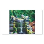 Lithia Waterfall Sticker