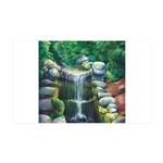 Lithia Waterfall Wall Decal