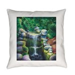 Lithia Waterfall Everyday Pillow