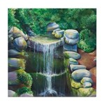Lithia Waterfall Tile Coaster