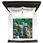 Lithia Waterfall King Duvet