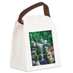 Lithia Waterfall Canvas Lunch Bag