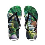 Lithia Waterfall Flip Flops