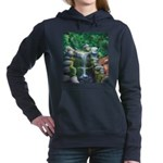 Lithia Waterfall Women's Hooded Sweatshirt