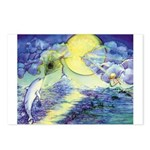 Dolphins Dance Postcards (Package of 8)
