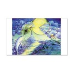 Dolphins Dance Wall Decal