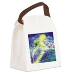 Dolphins Dance Canvas Lunch Bag