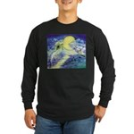 Dolphins Dance Long Sleeve T-Shirt