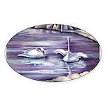 Swans Sticker